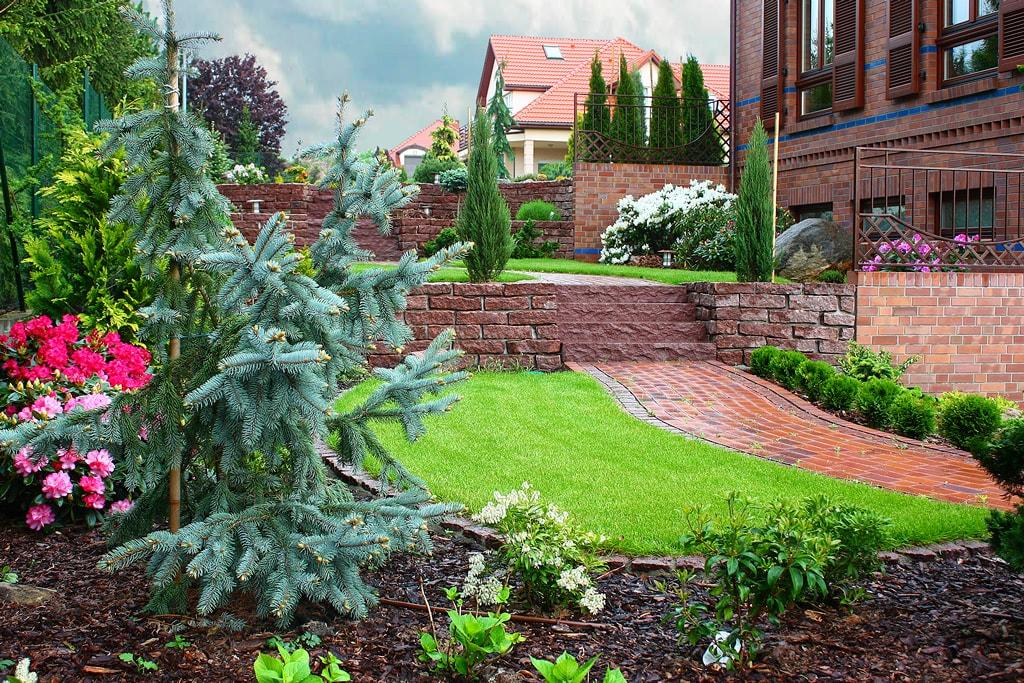 Ogród Szczecin