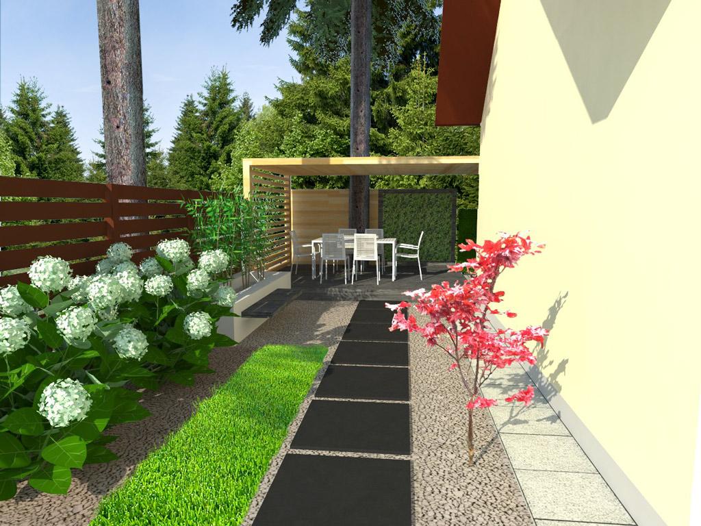Projekt ogród Szczecin