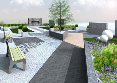 Ogrod pokazowy firmy Libet